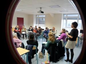 Les JER 2012 les ateliers du vendredi de la ddec41