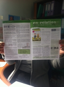La newsletter en-relation de la ddec41