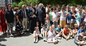0629 romo directrice notre dame honorée par le Sén