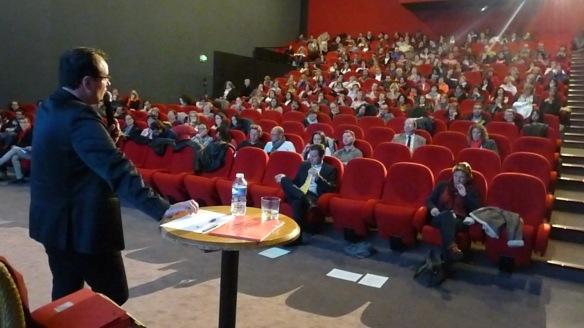 Benoît Skouratko (SGEC) à Blois pour la réforme du collège