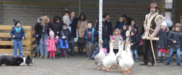 0222 romo école Notre Dame la ferme à l'école - 1