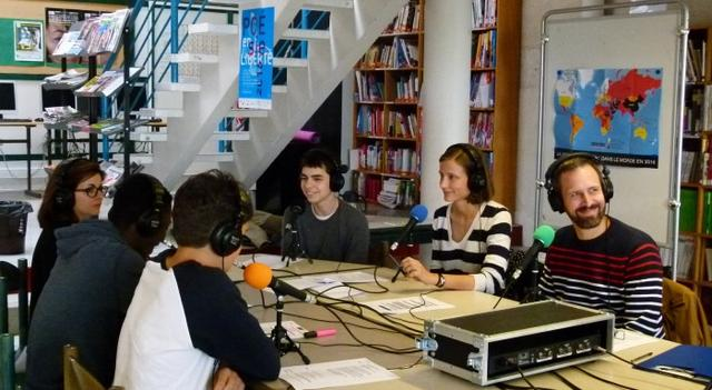 émission radio - 1